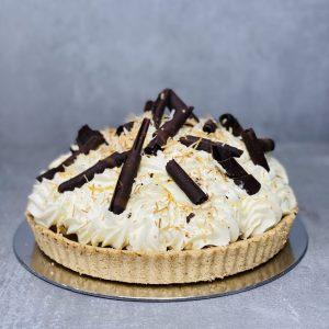 Jennys Bakery - Banana Caramel Pie image