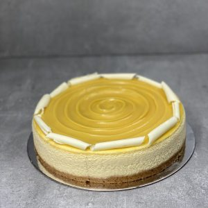 Jennys Bakery - Lemon Curd Cheesecake image