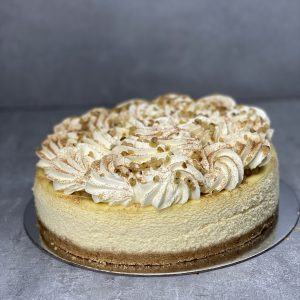 German Apple Cheesecake