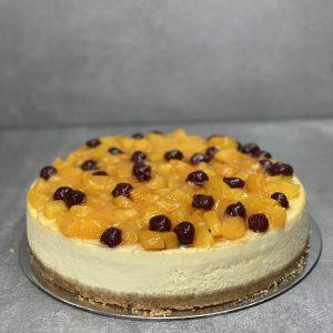 Jennys Bakery - Apricot Cheesecake image